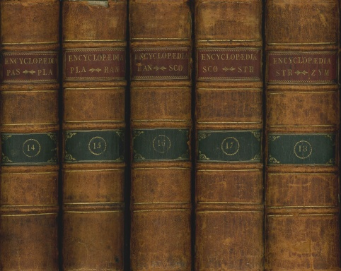 Encyclopaedia, or, A Dictionary of Arts, Sciences, and Miscellaneous Literature