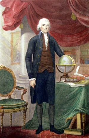 Thomas Jefferson Wythepedia The George Wythe Encyclopedia