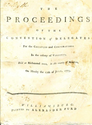 VirginiaProceedingsOfConvention1775.jpg